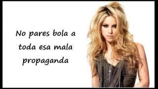 Shakira Ft Maluma Chantaje Lyrics Letra Youtube