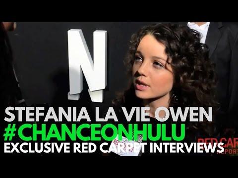 Steia La Vie Owen ed at the Red Carpet Premiere of