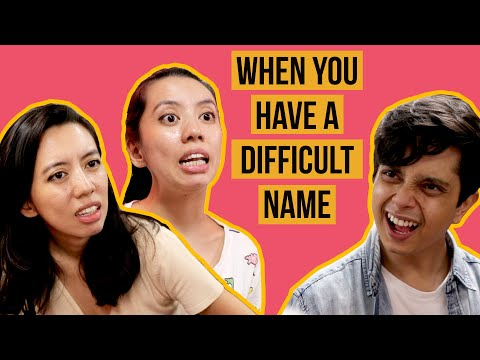 When You Have A Difficult Name To Pronounce Feat. Merenla Imsong | BuzzFeed India