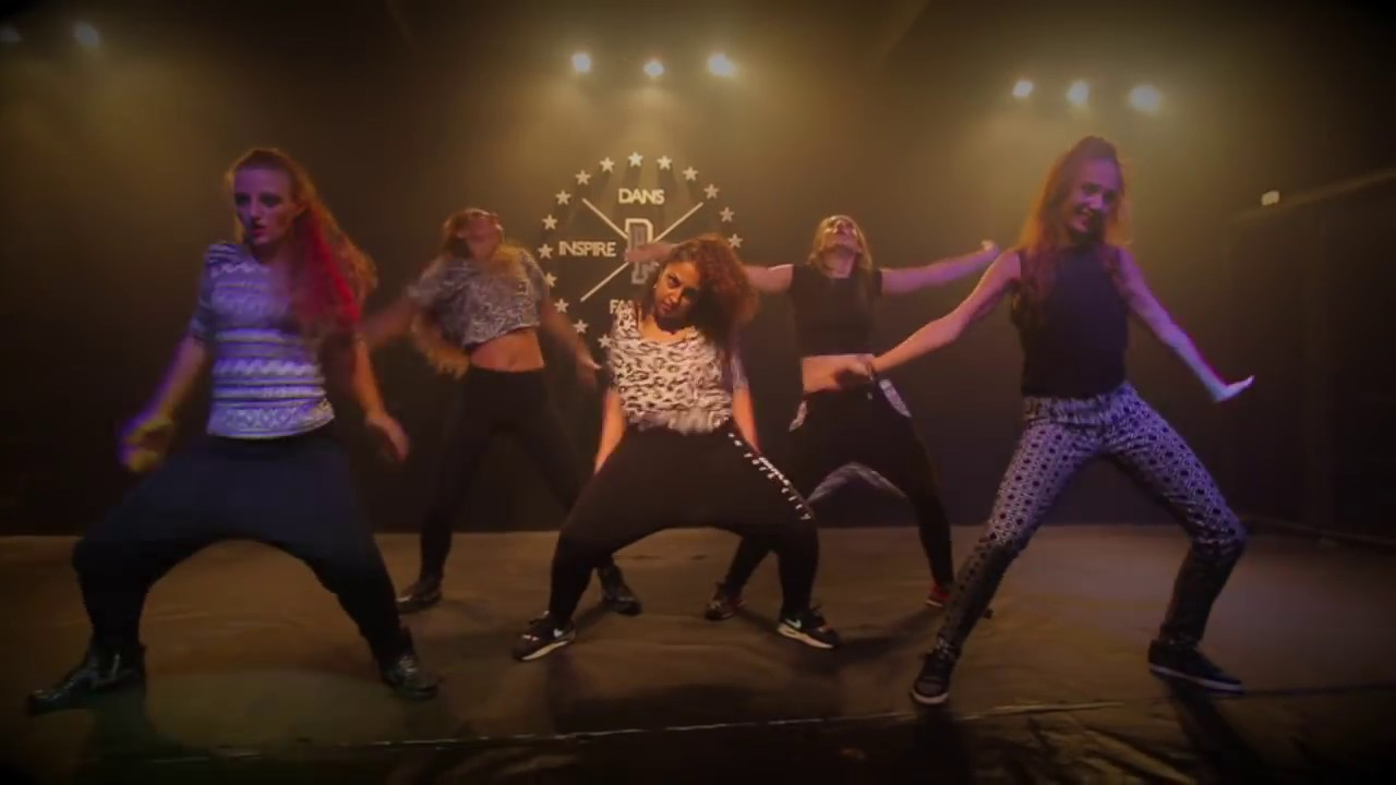 DUYGU ETIKAN //LADIES HIPHOP& AFRO DANCE SHOW