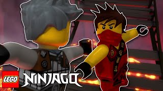 The Best LEGO NINJAGO Battles Ever