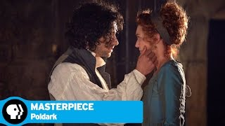 POLDARK on MASTERPIECE | A Look at the Most Romantic Moments | PBS