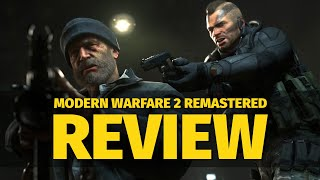 Call of Duty: Modern Warfare 2 Remastered Review (Video Game Video Review)