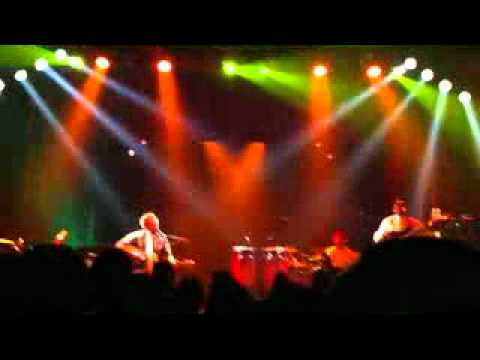 Xavier Rudd - Footprint madley live at Apolo Barcelona 6.09.2010 HD