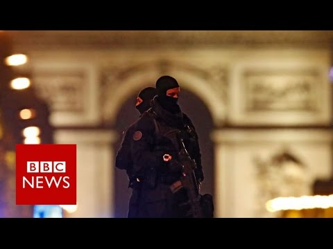 Paris shooting: Gunman was 'focus of anti-terror' probe - BBC News