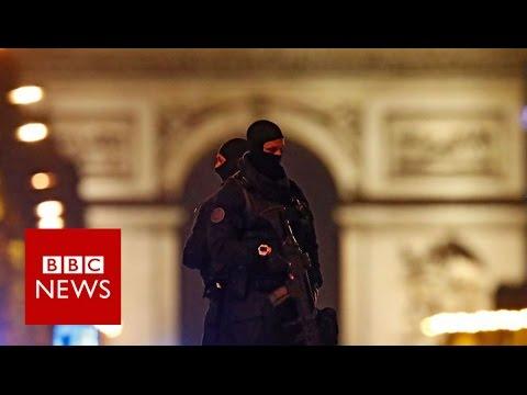 Paris shooting: Gunman was