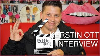 Kerstin Ott - Scheissmelodie (Interview - Bubble Gum TV)