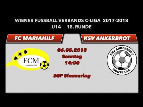 FC Mariahilf -  KSV Ankerbrot   0 : 8
