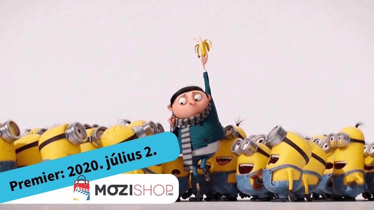 Minyonok: Gru színre lép - magyar szinkronos előzetes #1 / Animáció