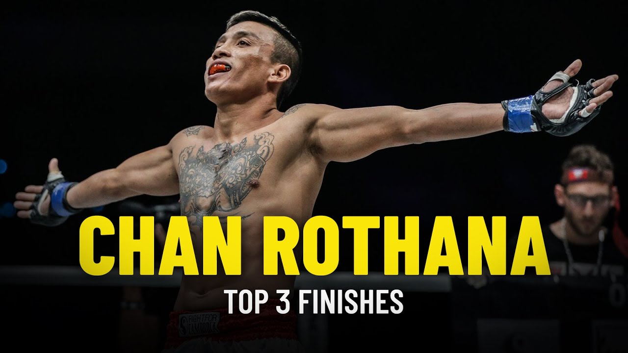 Chan Rothana's Top Finishes