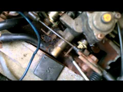1998 suzuki carry carburetor problem carburetor adjustment daihatsu hijet s83p ese minitruck