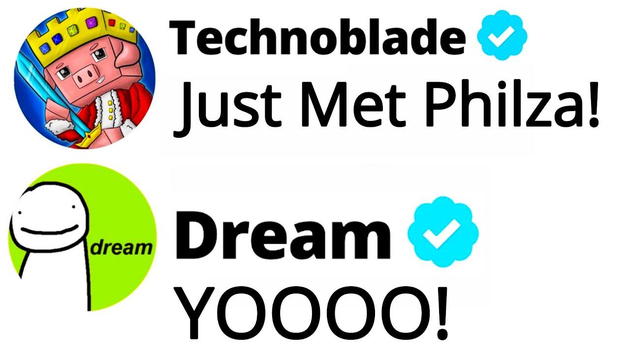 Download Technoblade Meets Philza