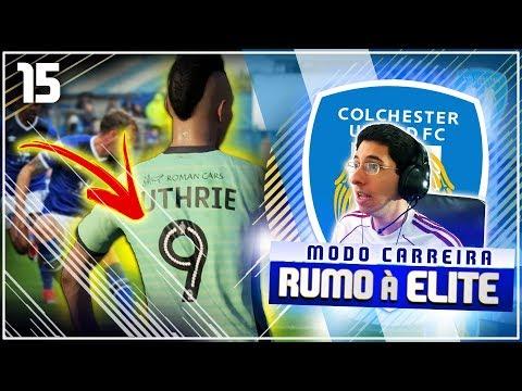 A CAMISA 9 PESOU PRA ELE?! | MODO CARREIRA T01E15 | FIFA 18