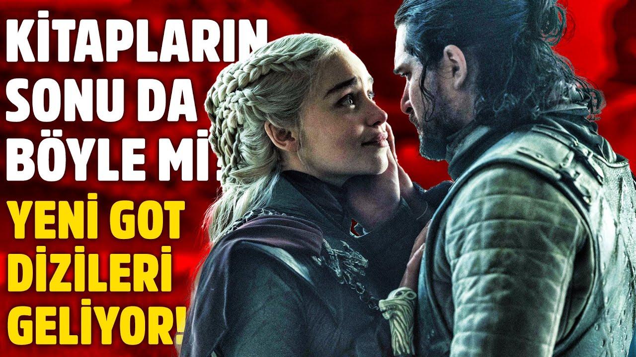GAME OF THRONES FİNAL BÖLÜMÜ İNCELEMESİ // YENİ GoT DİZİLERİ
