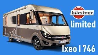 Автодом, который стоит увидеть! Buerstner Ixeo I 746 Limited