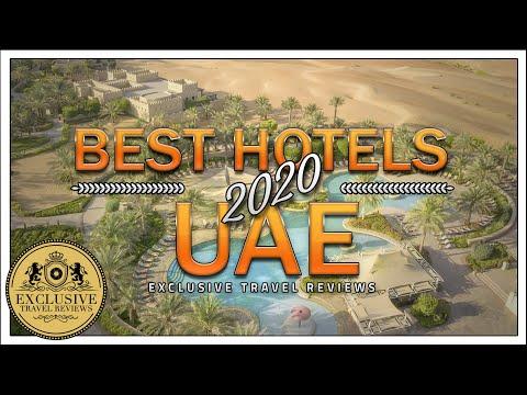 The 3 BEST HOTELS in the UAE (DUBAI ABU DHABI)