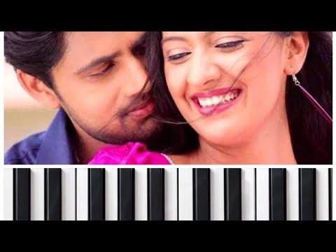 Nahi Kalale Kadhi On Keyboard | Honar Sun Mi Hya Gharchi
