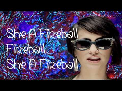 Dev-Fireball (Lyrics) HD