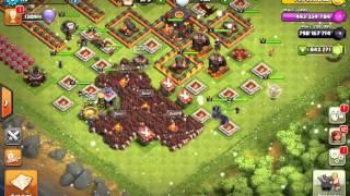 Fhx (clash of clans mod)323 domuz binicisi 27 cadı