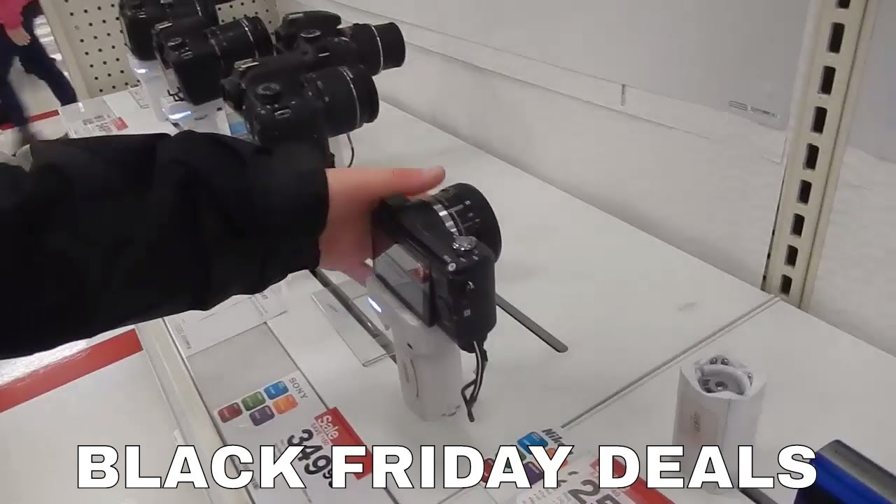 Black Friday Deals Whether you're buying for a gamer, a social media maven, a budding photographer, a fitness fiend or someone who just wants to stay connected when it matters most, our Black Friday deals put the latest technology within reach – .