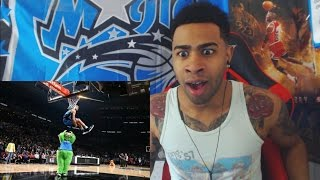 Zach LaVine Vs Aaron Gordon Dunk contest Reaction/Thoughts 2016