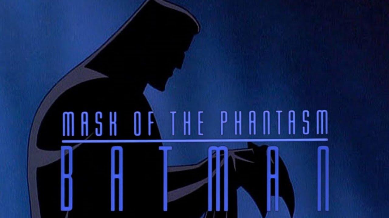 Resultado de imagen para mask phantasm wallpaper