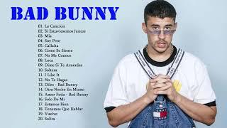 Bad Bunny Sus Mejores Exitos 2021- Bad Bunny Mix 2021