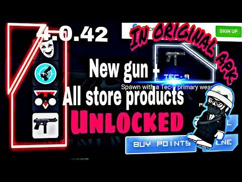 Mini militia   Unlocked*New gun (tec-9)+*all store products 4.0.42 original version   MUST WATCH!!