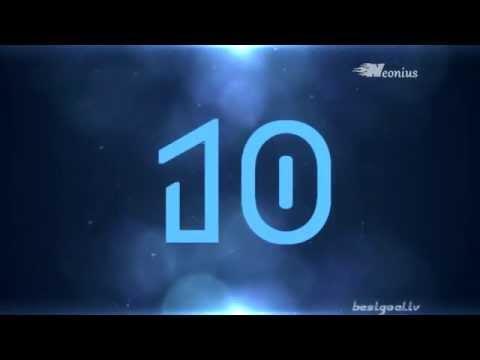 Top 10 goals  UEFAEURO  2012