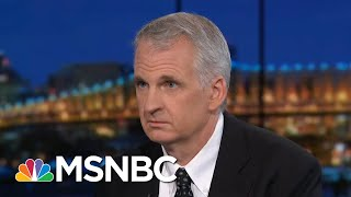 President Donald Trump Amplifies Risk Of Standing Up For The Rule Of Law | Rachel Maddow | MSNBC