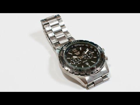 BA FHD75 BELAIR Chronograph watch ベル・エアー クロノグラフ