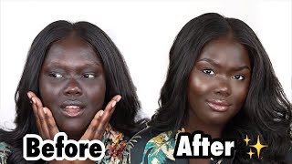 SUPER EASY GLOWY SPRING/SUMMER ROUTINE|| Nyma Tang