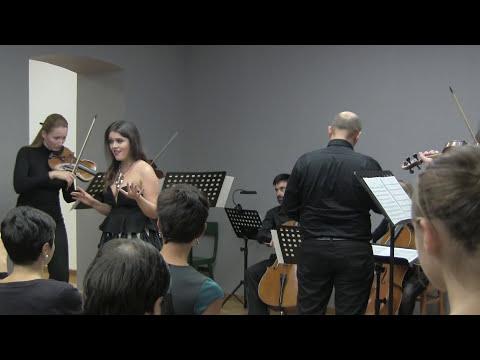 """HANDEL Furie terribile (from """"Rinaldo"""") - Anastasija Minjevic, soprano"""