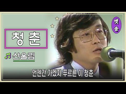 [1984] 산울림 – 청춘 (응답하라 1988 삽입곡)