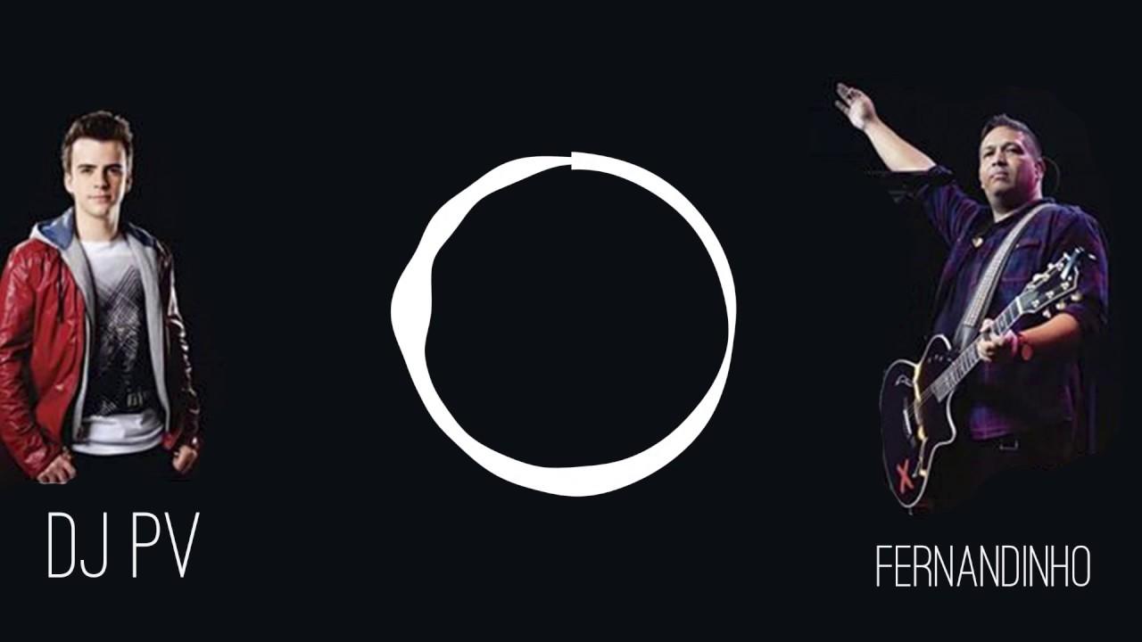 Dj Pv - Fogo Santo Feat. Fernandinho - Música Nova 2017  - Lançamento ( Música Eletrônica Gospel )