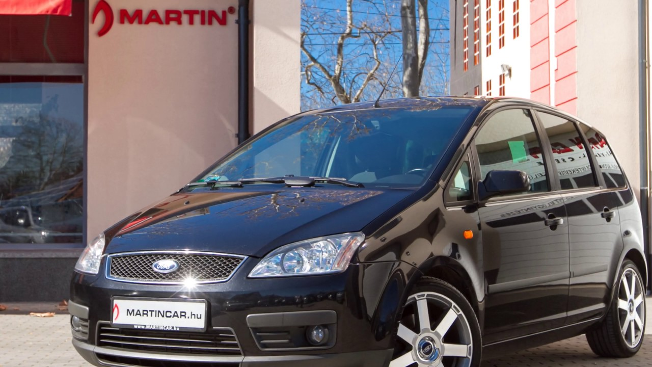 ford c max 2 0 tdci sport edition 2006 youtube. Black Bedroom Furniture Sets. Home Design Ideas