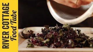Kale Crisps | Chloe Ride