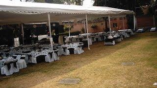 Banquetes en el D.F. bodas. xv años. cumpleaños. empresas. fiestas. eventos.