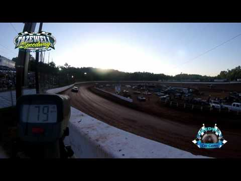 Speed Radar - Super Street - Hot Laps - 6-2-17 Tazewell Speedway