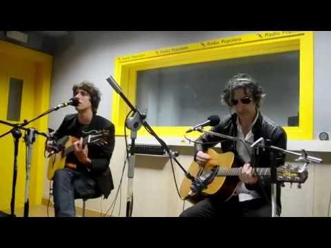 """V.Edo - """"ROSARIO"""" - Live a Radio Popolare 17/05/2016"""