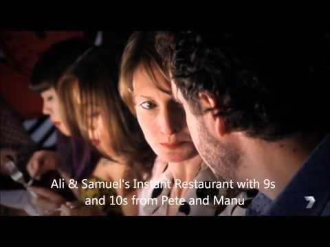 My Kitchen Rules - Season 4. Lisa & Stefano (SA) - Strategic Scoring