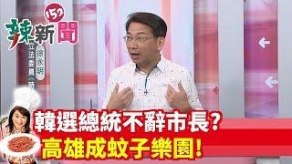 【辣新聞 搶先看】韓選總統不辭市長? 高雄成蚊子樂園! 2019.06.21