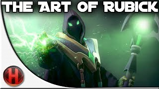 Dota 2 - The Art of Rubick