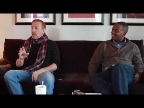 Kevin Costner and Anthony Mackie talk 'Black or White'