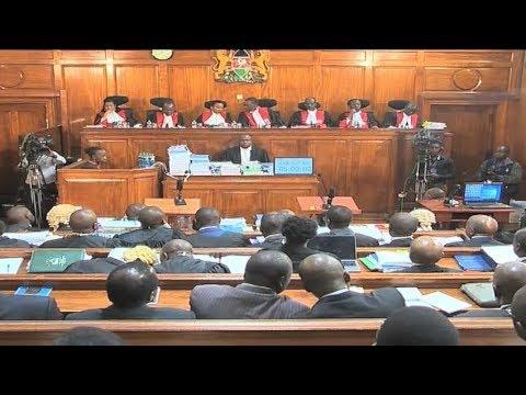 Supreme Court judges set to deliver landmark ruling on the 2017 election presidential petition