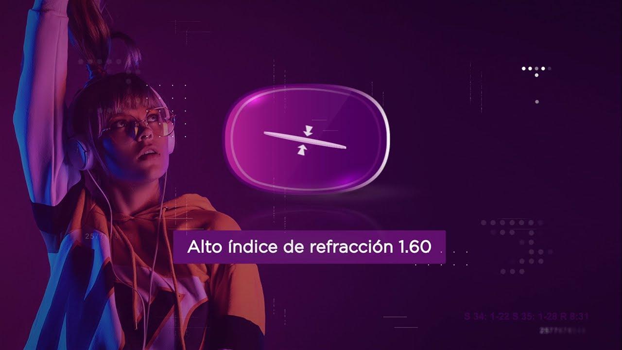 GX7: EL MEJOR INDICE DE REFRACCION 1.60
