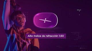 GX7: EL MEJOR ÍNDICE DE REFRACCIÓN 1.60