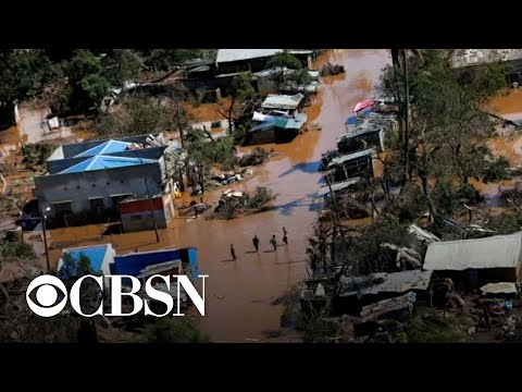 Climate Change's Role In Severe Storms And Extreme Flooding