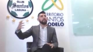 Bienvenida Jonathan Orozco - Club Santos Laguna