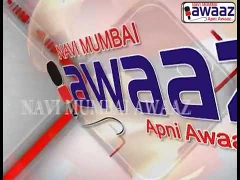 Navi Mumbai Awaaz CBRE YOUTH Prop fair 2016 CBRE ASS Director Res Koslesh  Roy